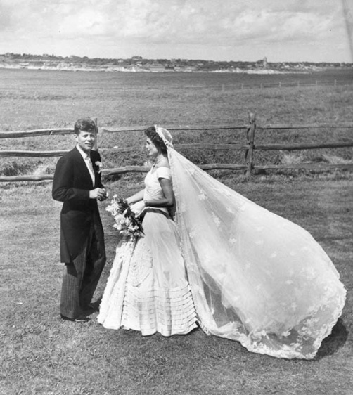 The most Iconic wedding dresses of all times